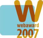 Webaward 2007